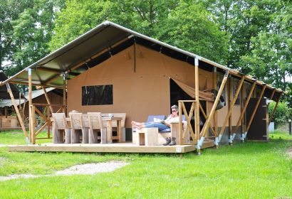 5 Sterren Camping Nederland Veluwecamping De Pampel